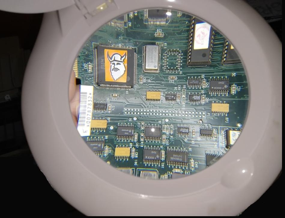 Illuminated                                               Magnifyer