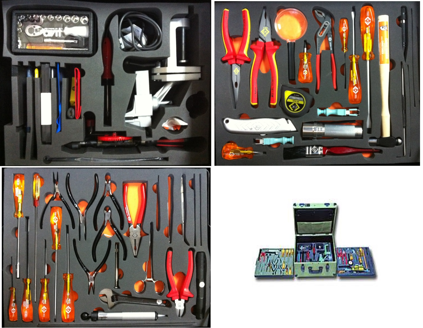 Christensen Tool Kit, Electronic, Engineers, Technicians